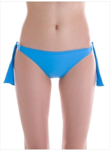 Ayyıldız Bikini Alt Mavi